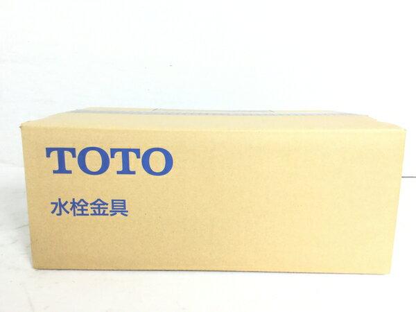 未使用 【中古】 TOTO GGシリーズ TMGG46E 台付サーモ13 混合水栓 浴室用 S3855749