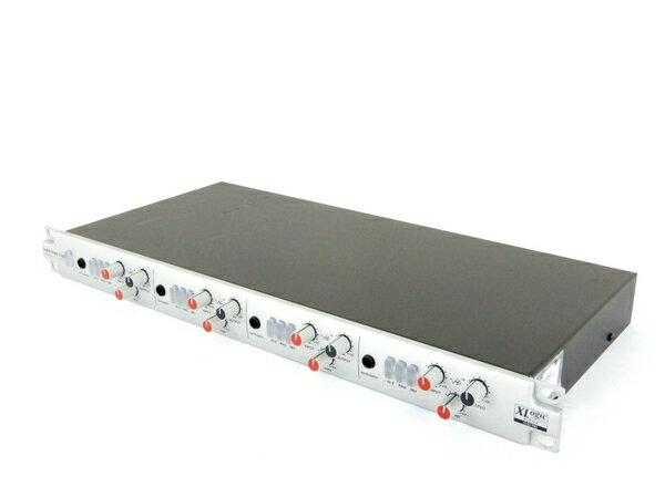 【中古】 Solid State Logic SSL ソリッド ステート ロジック Alpha Mic Pre マイク プリ アンプ 音響 機材 Y3350301