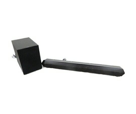 【中古】 SONY ソニー HT-ST5 7.1ch サウンドバー ホームシアターシステム リモコン無し 音響 機器 趣味 K3611143