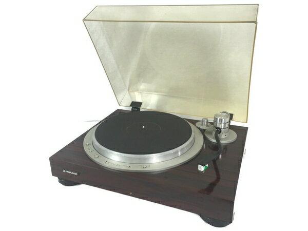 【中古】 Pioneer PL-30LII レコード プレイヤー タンテ パイオニア ターンテーブル S3938112