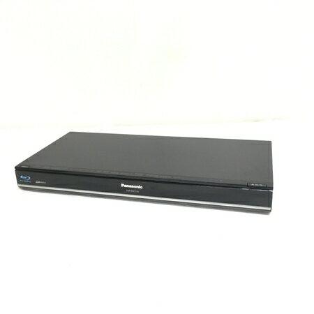 【中古】 Panasonic DMR-BWT510 ブルーレイディスク DVD レコーダー 家電 ブラック パナソニック W3696849