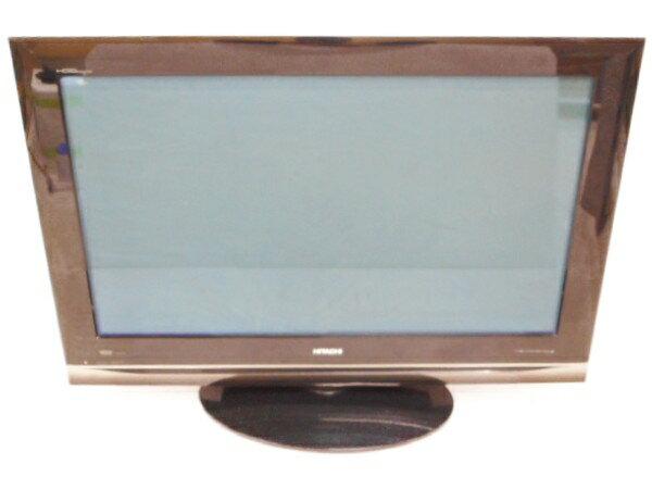 【中古】 中古 日立 HITACHI Wooo P42-XP03 プラズマテレビ 42V型 映像機器 BS CS 地デジ 【大型】 H3202631