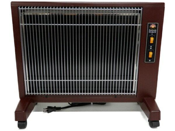 【中古】 中古 日本遠赤外線株式会社 サンルミエ キュート E800LS 遠赤外線 パネルヒーター 暖房器 F3595384