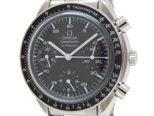 【中古】 OMEGA オメガ スピードマスター クロノグラフ 3510.50 黒文字盤 SS 自動巻き メンズ 腕時計 Y3284198