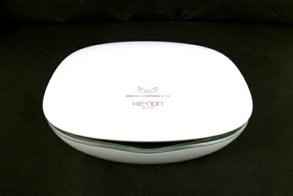 【中古】 Mteck エムテック ケノン NIPL-2080 Ver6.3 脱毛器 ホワイト M2870197