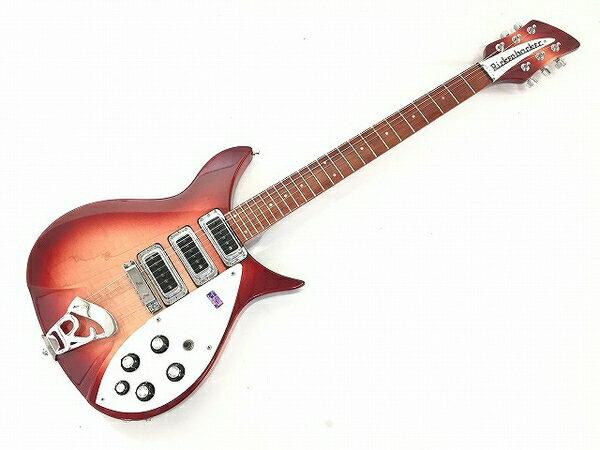 美品 【中古】 Rickenbacker 350 Fireglo Made In AMERICA エレキ ギター ハードケース 弦楽器 1996年製 24フレット 通常モデル T3763972