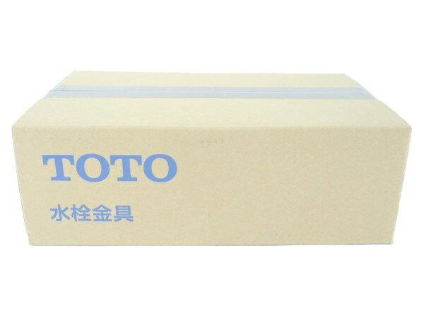 未使用 【中古】 TOTO TKGG30E 壁付シングルレバー 混合栓 キッチン用 台所用 壁付け シングル13 Y3166460