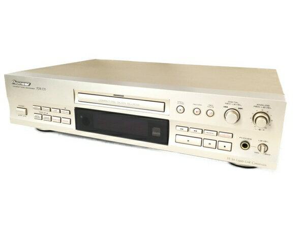 【中古】 Pioneer パイオニア PDR-D5 レコーダー プレイヤー CD 音響 S3920792