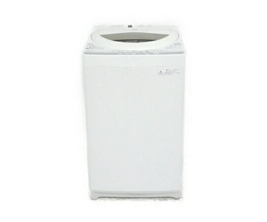 【中古】 TOSHIBA 東芝 AW-50GM 洗濯機 縦型 5.0kg ピュアホワイト 【大型】 K3698111