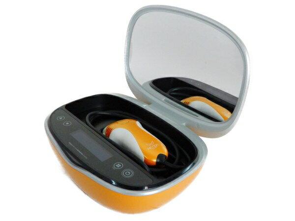 【中古】 Mtec エムテック ケノン NIPL-2080 フラッシュ式 脱毛器 家庭用 ver4.1 美容 機器 Y3752709