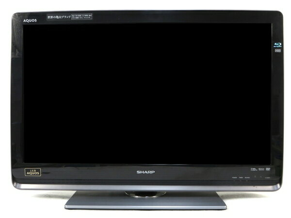 【中古】 中古 SHARP シャープ AQUOS LC-32DR3 液晶テレビ 32型 500GB【大型】 M3209222