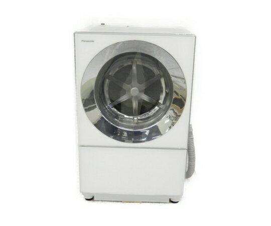【中古】 良好 Panasonic Cuble NA-VG1100L キューブル ドラム式洗濯乾燥機 10kg 左開き 2016年製【大型】 K3675324