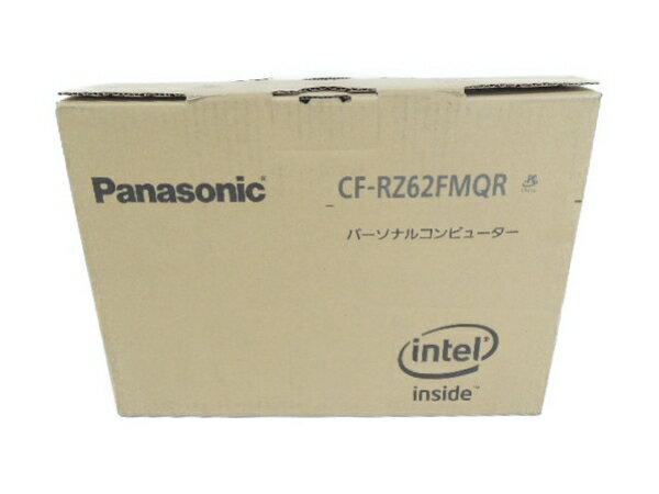 未使用 【中古】 未使用 Panasonic パナソニック Let&note RZ6 CF-RZ62FMQR SIMフリー Win 10 Pro 64bit SSD 256GB 10.1 インチ 8GB Core i5 7Y54 LTE 対応 モデル レッツノート F3425206