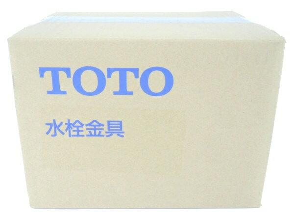 未使用 【中古】 TOTO TLHG30EG 台付シングル13 混合栓 洗面台用 Y3166432