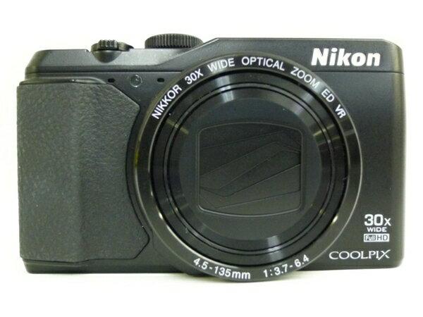 【中古】 Nikon ニコン COOLPIX S9900 BK デジタルカメラ デジカメ ブラック N3208602
