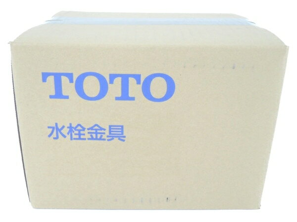 未使用 【中古】 TOTO TLHG30EG 台付シングル13 混合栓 洗面台用 Y3166433
