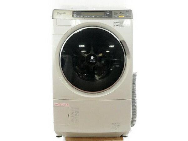 【中古】 Panasonic パナソニック NA-VX7200L 洗濯機 ドラム式 家電 2013年製 楽 【大型】 T3664788