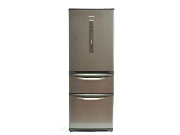 【中古】 Panasonic パナソニック ノンフロン 冷蔵庫 NR-C32EM-T 316リットル 【大型】 T3128533