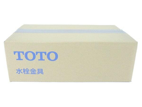 未使用 【中古】 TOTO TKGG30EC 台所用 エコ シングルレバー 混合 水栓 Y3166444