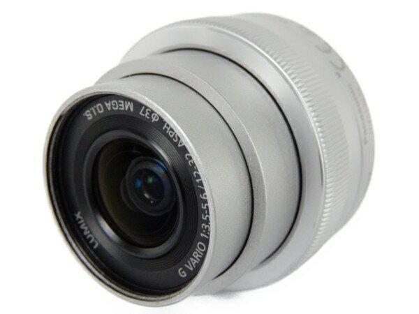 【中古】 Panasonic LUMIX G 1:3.5-5.6 / 12-32mm ASPH. MEGA O.I.S. 交換レンズ カメラ Y3767390