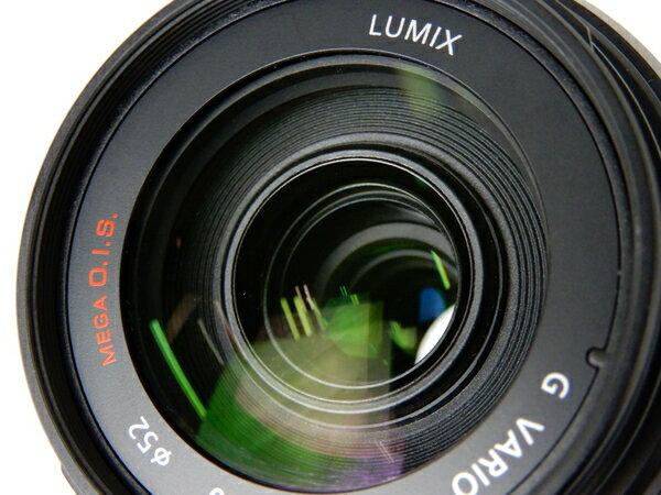 【中古】 Panasonic LUMIX G VARIO 1:4-5.6 / 45-200mm MEGA O.I.S. 交換レンズ カメラ Y3767391