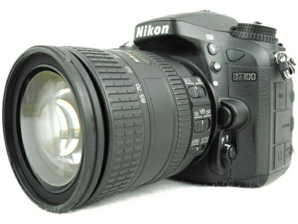 【中古】 Nikon D7100 16-85 VR Kit 一眼レフ カメラ レンズキット カメラ N3704216
