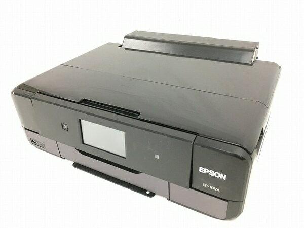 【中古】 EPSON EP-10VA カラリオ プリンター ブラック エプソン W3540676