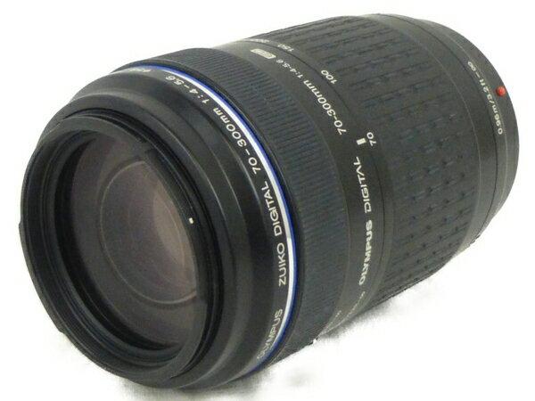 【中古】 OLYMPUS ZUIKO DIGITAL 70-300mm f 4-5.6 Φ 58 ED カメラ レンズ N3768374