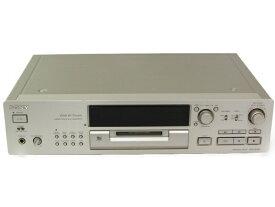 【中古】 SONY ソニー MDS-JB920 ミニディスク MDデッキ MDプレーヤー オーディオ機器 N4366049