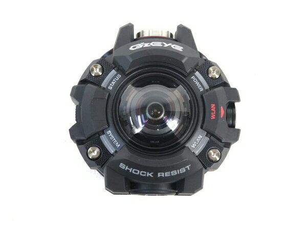 未使用 【中古】 未使用 CASIO カシオ GZE-1 超広角レンズ アクティブカメラ M3442305