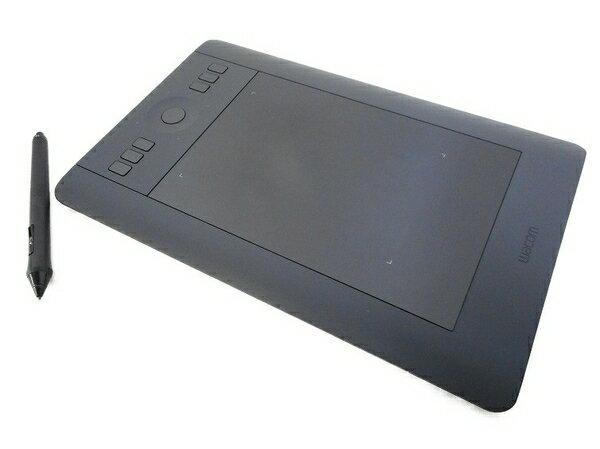 【中古】 中古 WACOM ワコム PRO small PTH-451/K1 ペンタブレット ブラック S3049530