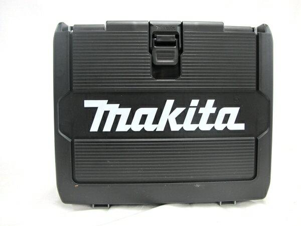 未使用 【中古】 makita マキタ TD161DRGX 電動 工具 充電式 インパクト ドライバー 6.0A T3172967