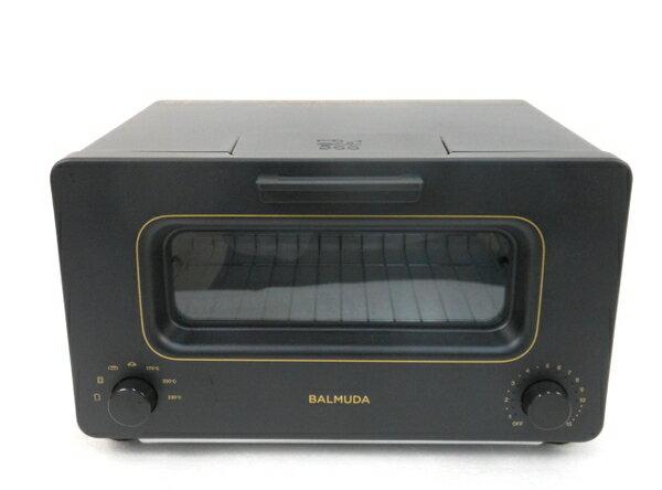 美品 【中古】 美品 BALMUDA バルミューダ The Toaster K01E-KG スチーム トースター M3165414
