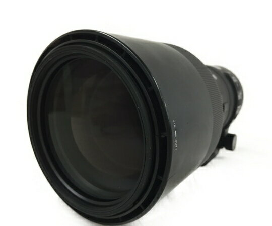 【中古】 中古 SIGMA 150-600mm 5-6.3 DG OS HSM for Nikon 超望遠 ズームレンズ T3233492