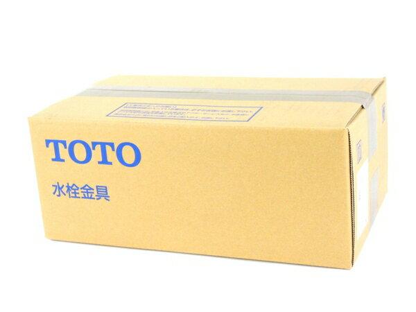 未使用 【中古】 TOTO GGシリーズ TMGG46E 台付サーモ13 混合水栓 浴室用 住宅 設備 機器 Y3166490