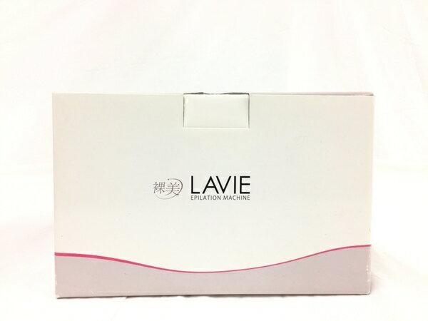 【中古】 LAVIE ラヴィ 裸美 LVA380 家庭用光脱毛器 ホワイト T2846591