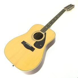 【中古】 YAMAHA L12-5 アコースティックギター 12弦 ヤマハ 楽器 ハードケース付 Y4319404