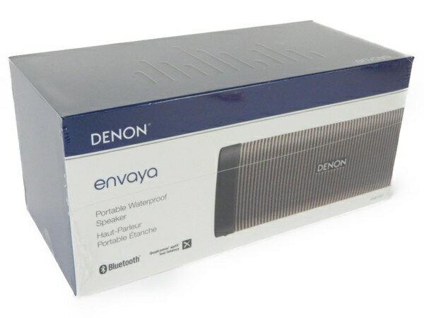 未使用 【中古】 DENON デノン envaya DSB250BT Bluetooth スピーカー ポータブル ワイヤレス Y3704250