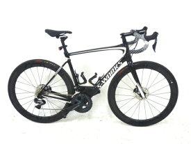 【中古】 SPECIALIZED S-Works Roubaix ULTEGRA Di2 ロードバイク ルーベ Sワークス ROVAL CL50 rapide 自転車 M4903211