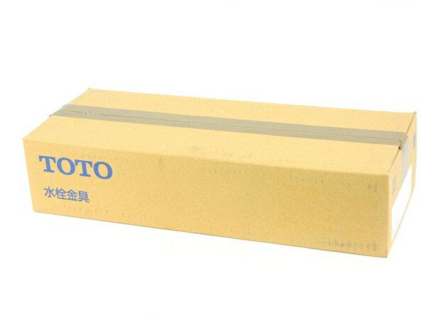 未使用 【中古】 TOTO GGシリーズ TKGG38E 台付シングルレバー 混合水栓 台所用 Y2875270