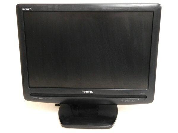 【中古】東芝 REGZA 19型 パーソナル 液晶 TV 19A3500 テレビ 液晶テレビ 15〜19型 東芝 T1722521