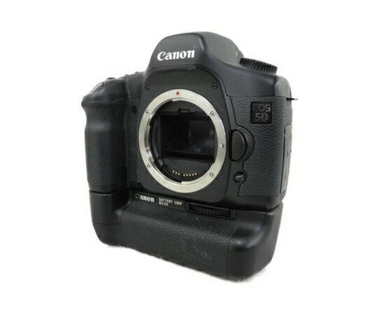 【中古】 中古 Canon EOS 5D デジタル 一眼レフ カメラ ボディ N3487166