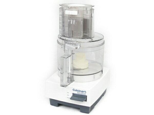【中古】 Cuisinart クイジナート DLC-10PLUS フードプロセッサー 2010年製 調理機器 時短 N3164869
