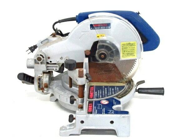 【中古】 中古 ナカトミ産業 HOMETOOL 卓上切断機 MCS-254 電動工具 F3225471