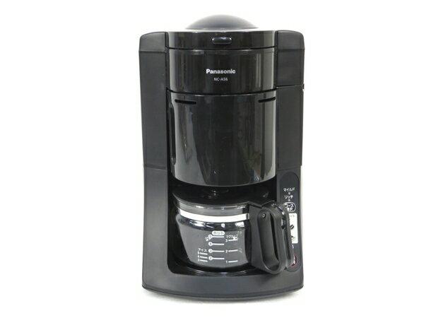 【中古】 Panasonic パナソニック NC-A56 沸騰浄水 コーヒー メーカー 16年製 M3165127