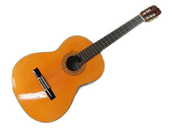 【中古】 松岡良治 Ryoji Matsuoka M35 クラシックギター ハードケース付き 弦楽器 S2767394