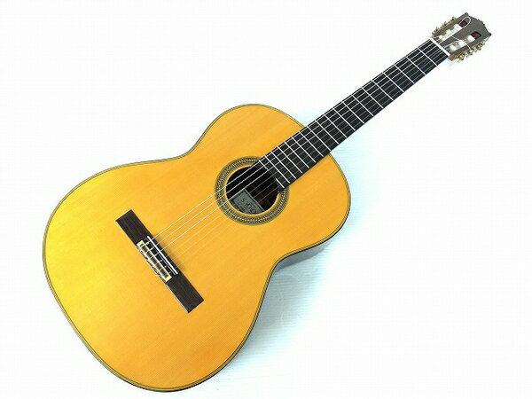 【中古】 横尾俊佑 POEM ポエム クラシックギター ケース付属 O2761914