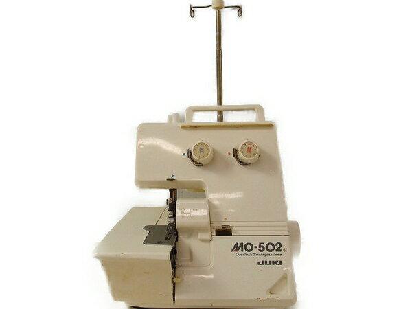 【中古】 JUKI MO-502 ロックミシン 裁縫 ソーシング S3261135