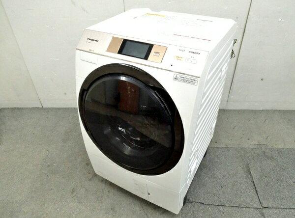 【中古】 中古 Panasonic パナソニック NA-VX5E3L ドラム式 洗濯機 2016年製 家電【大型】 O3080051