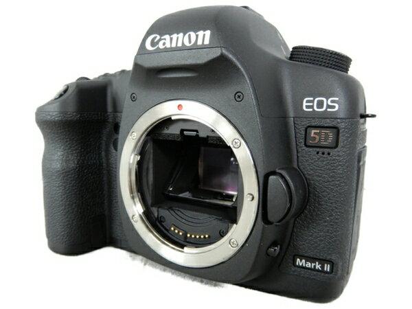 【中古】 Canon EOS 5D MarkII EOS5DMK2 カメラ デジタル 一眼レフ ボディ S3701609